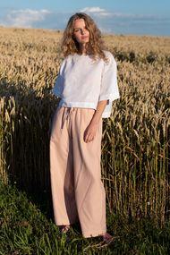Комплект: блуза и брюки, код 63251, арт Sil-016