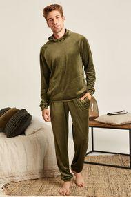 Комплект: джемпер и брюки, код 63320, арт 8158-6101