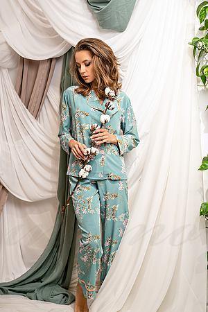 Комплект: блуза и брюки Silence, Украина Sil-027 фото