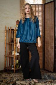 Чёрная пижама, 63410, код 63410, арт Sil-019
