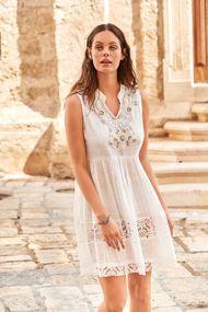 Кружевные пляжные платья, 63646, код 63646, арт DB21-001