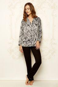 Комплект: блуза и брюки, код 63773, арт 7036-6709