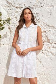 Платье-рубашка, код 63823, арт IC21-001