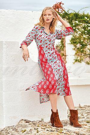 Платье-рубашка Iconique, Италия IC21-050 фото
