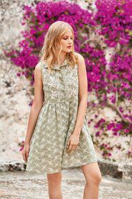Платье-рубашка, код 63882, арт IC21-035