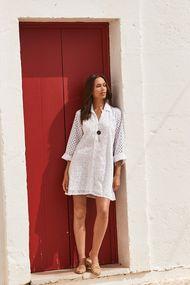 Платье-рубашка, код 63953, арт IC21-005