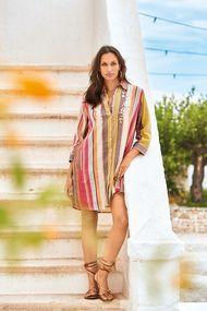 Платье-рубашка, код 63956, арт IC21-052