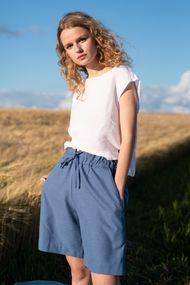Комплект: блуза та шорти, код 64020, арт Sil-006