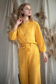 Комплект: рубашка и брюки, код 64137, арт Sil-022