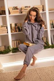 Комплект: худи и брюки, код 64297, арт GV-10006