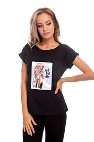 Женская футболка, 64630, код 64630, арт F60074