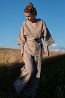 Комплект: халат и брюки Silence 66104