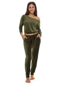 Комплект: блуза та брюки, код 66400, арт 6206-1