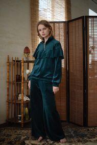 Комплект: джемпер і брюки, код 66401, арт Sil-023