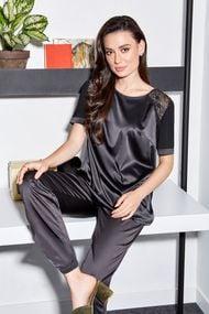 Комплект: блуза и брюки, код 66408, арт 7027-6268-2/6225