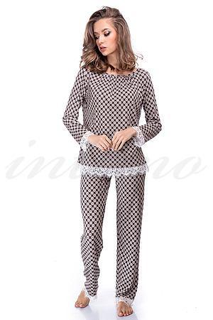 Комплект: блуза и брюки Lida, Греция  3145 фото
