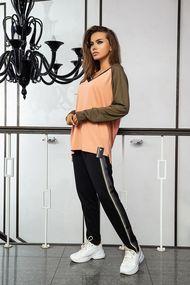 Пуловер женский, 66738, код 66738, арт 3139