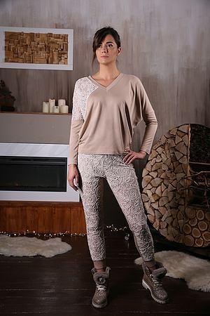 Комплект: пуловер и брюки Effetto, Италия 0361-0377 фото
