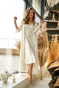 Комплект: халат и сорочка, код 66878, арт GV-100048