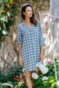 Платье-рубашка, код 66881, арт LND 470 A20