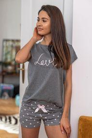 Комплект: футболка та шортики, код 67477, арт Augustina-К