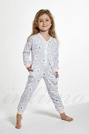 Комбинезон-пижама Cornette, Польша 384-20 фото