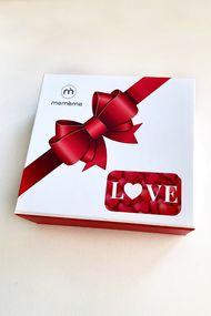 Набір трусиків стрінг Love-box (4 шт.), код 68678, арт Valentine box-string