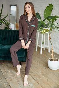 Комплект: блуза и брюки, код 69353, арт 100655-Р