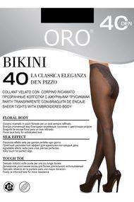 Прозрачные колготки, 40 den, код 69376, арт Bikini-40