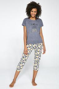 Комплект: футболка і капрі, код 69576, арт 497-21