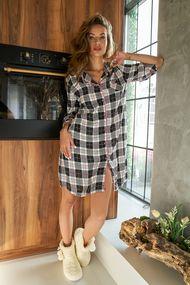 Платье-рубашка, код 69796, арт L217209