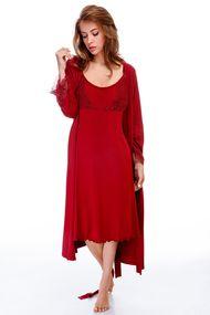 Комплект: халат і сорочка, код 70443, арт F50008-2
