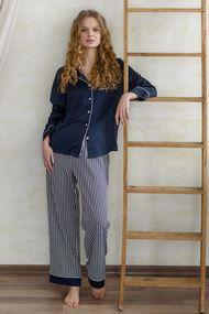 Комплект: рубашка и брюки, код 70682, арт Sil-121