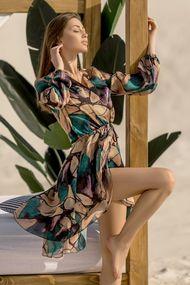 Фиолетовые платья, 71646, код 71646, арт 20136-Р