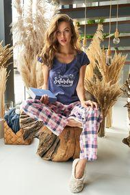 Женская футболка, 72045, код 72045, арт P215202-P213203
