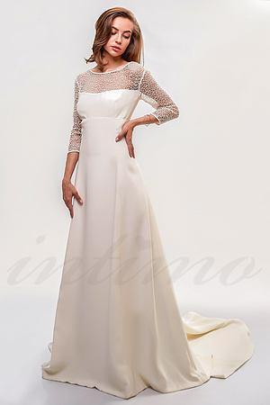 Свадебное платье Lignature, Италия Kolett фото