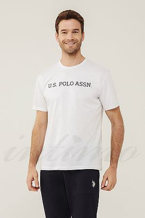 Футболка для спорта U.S. Polo ASSN, США 18465 фото
