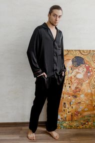 Комплект: рубашка и брюки, код 72305, арт Sil-056