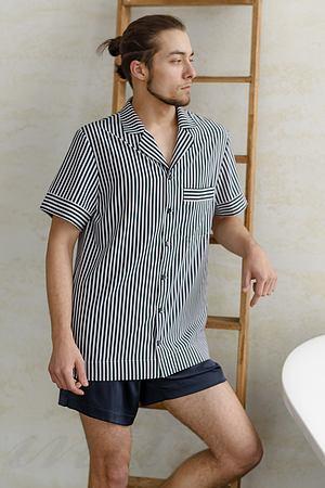 Комплект: сорочка і брюки Silence, Украина Sil-122 фото