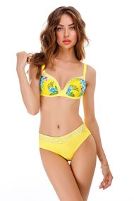 Желтые купальники, 72536, код 72536, арт F2393I