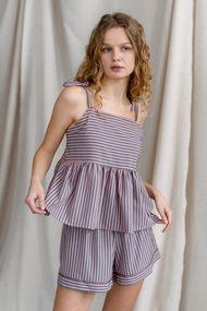 Модний жіночий домашній одяг, 72772, код 72772, арт Sil-125