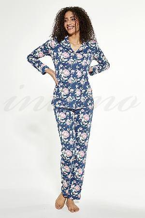Комплект: блуза и брюки Cornette, Польша 482-21 фото