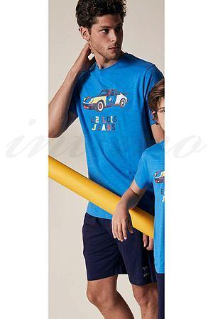 Комплект: футболка і шорти Lois, Іспанія 55384 фото