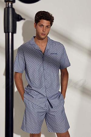 Комплект: сорочка і шорти Antonio Miro, Іспанія 55242 фото