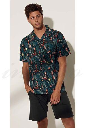 Комплект: сорочка і шорти Antonio Miro, Іспанія 55247 фото