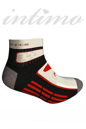 Шкарпетки New Balance, США NBU72 фото