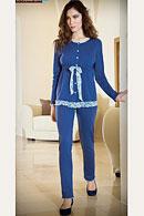 Домашній костюм, бавовна Andra 16420