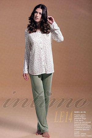 Піжама жіноча Si e Lei, Італія LE14  фото