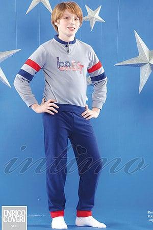 Домашній костюм Enrico Coveri, Італія EBP6299A фото