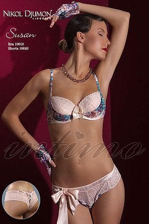 Комплект білизни: бюстгальтер і трусики бразиліана Nikol Djumon, Латвія 10610_10640 фото